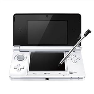 ニンテンドー3DS アイスホワイト / 任天堂