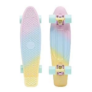 Penny Skateboard(ペニースケートボード) PENNY FADES COMPLETE(ペニー フェーズ コンプリート 22インチ) 0PFA2 CANDY 全長22インチ(約56cm)、幅約15cm