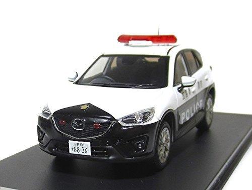 Premium-X/プレミアムX マツダ CX5 広島県警 2013 1/43スケール PRD485