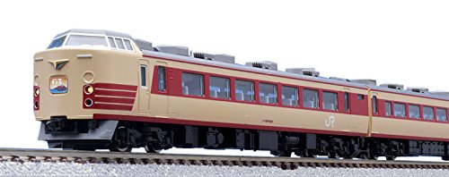 価格.com - トミーテック JR 189系電車(M51編成・復活国鉄色)セット ...