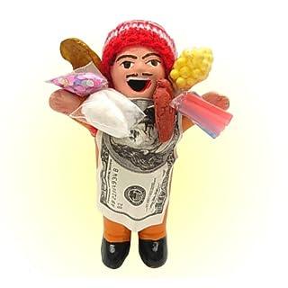 【ザ!世界仰天ニュー○】【エケコ人形】願いをかなえてくれるエケッコー人形(約16cm)11月中旬入荷予定