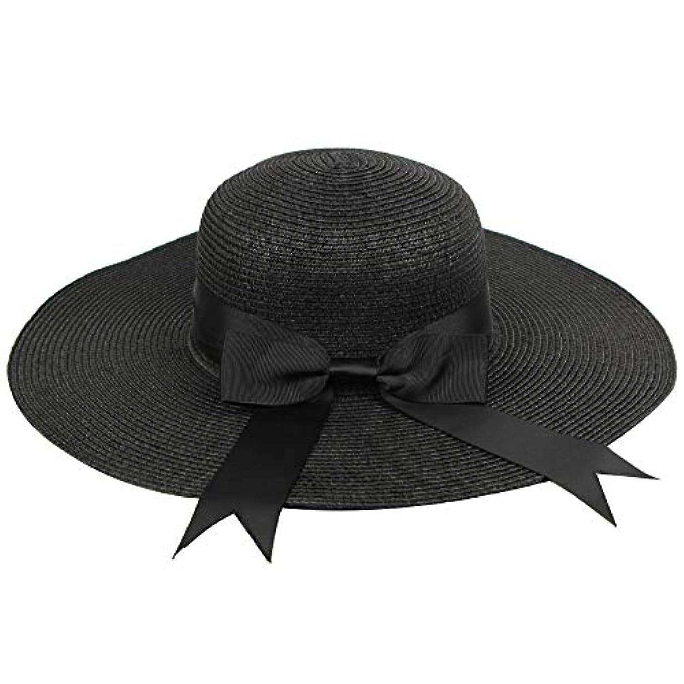 精査する拒否ドットUVカット 帽子 ハット レディース 紫外線対策 日焼け防止 軽量 熱中症予防 取り外すあご紐 つば広 おしゃれ 広幅 小顔効果抜群 折りたたみ サイズ調節可 旅行 調節テープ 吸汗通気 紫外線対策 ROSE ROMAN