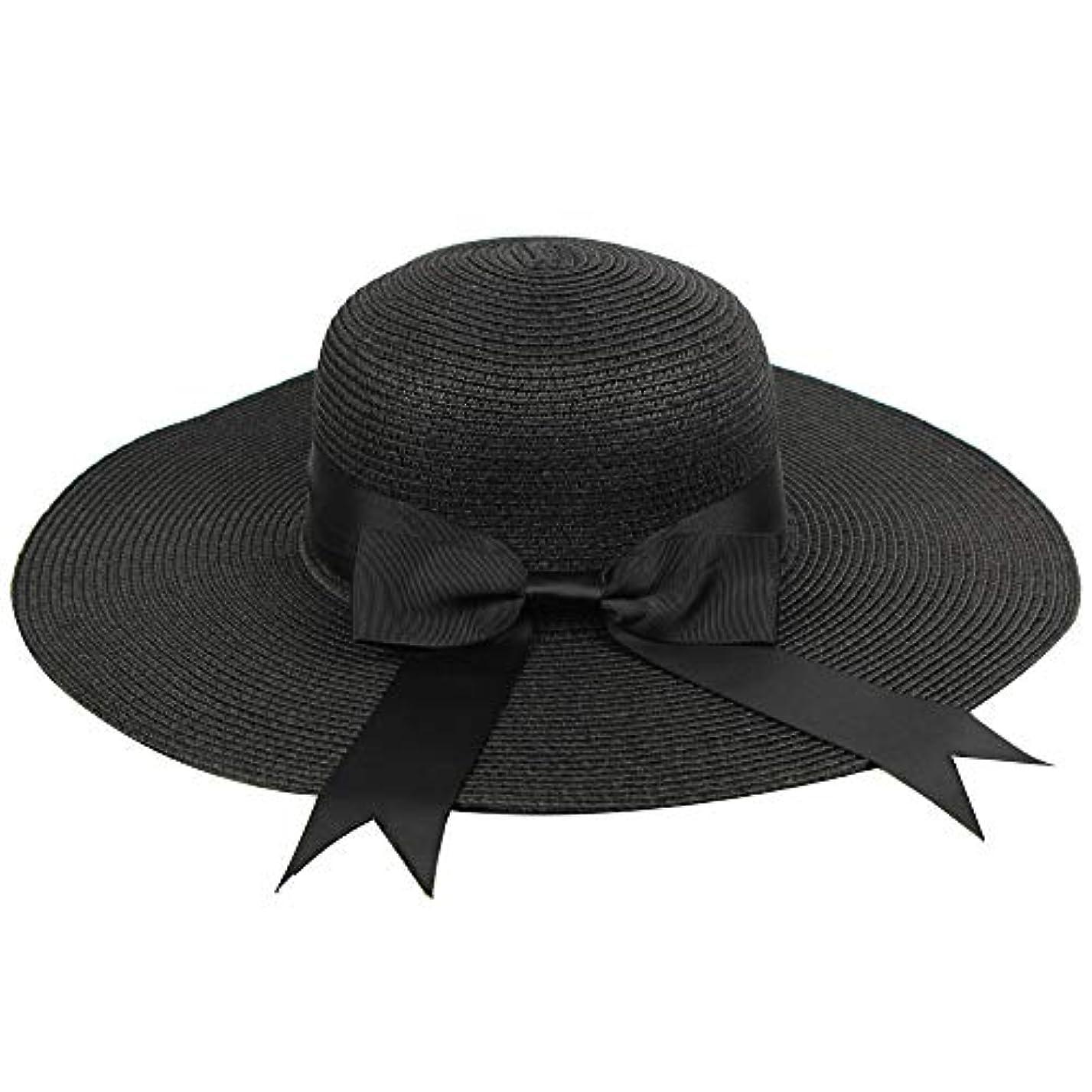群集ペンダント真珠のようなUVカット 帽子 ハット レディース 紫外線対策 日焼け防止 軽量 熱中症予防 取り外すあご紐 つば広 おしゃれ 広幅 小顔効果抜群 折りたたみ サイズ調節可 旅行 調節テープ 吸汗通気 紫外線対策 ROSE ROMAN