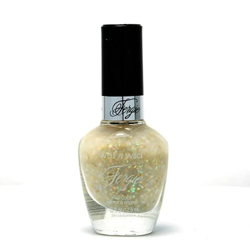 WET N WILD Fergie Heavy Metal Nail Polish - Mountain High (DC) (並行輸入品)