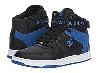 [DC(ディーシー)] メンズスニーカー・靴 Pensford Black/Blue/White 11.5 (29.5cm) D - Medium [並行輸入品]