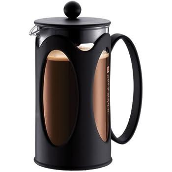【正規品】 BODUM ボダム KENYA フレンチプレスコーヒーメーカー 1.0L 10685-01