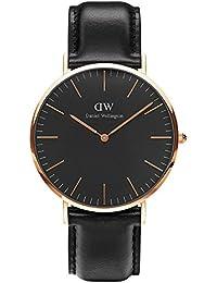 [ダニエル ウェリントン]Daniel Wellington メンズ レディース 腕時計 男女兼用 レザー ((DW00100127 40mm))
