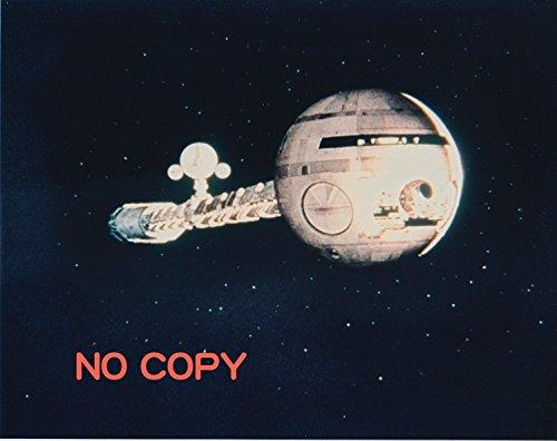 大きな写真、「2001年宇宙の旅」ディスカバリー号