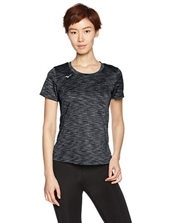 ブラウザ表面的なワゴン(ミズノ)MIZUNO トレーニングウェア Tシャツ 32MA7312[レディース]
