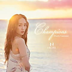 ニコル「Champions(Prod.by Tom&Jame)」のジャケット画像