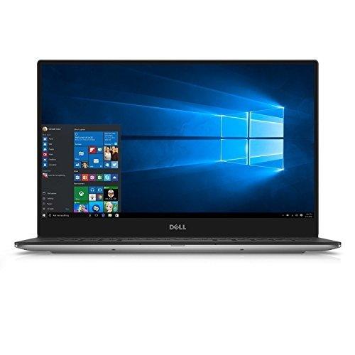 Dell XPS 13-9350 13.3-Inch High Performance Laptop (Intel Core i5-6200U Processor, 8GB RAM, 128GB SS...