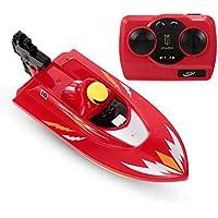 Goolsky ラジコン船 HUANQI 2.4G ポータブル 高速ミニ RCレーシングボート キッズ ギフト インテリジェント おもちゃ 子供