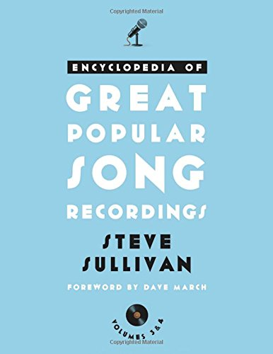 Download Encyclopedia of Great Popular Song Recordings 1442254483