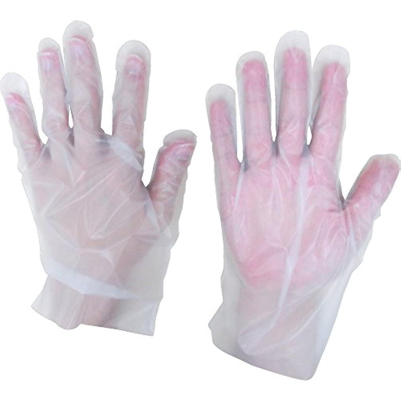 恐怖症バランスのとれたドキドキシンガー ポリスリム箱入クリア SS (100枚入) LPE0190SE-TBSS ポリエチレン使い捨て手袋