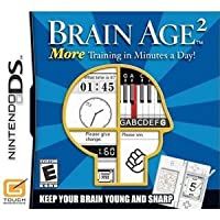 Brain Age 2: More Training in Minutes a Day! (輸入版)