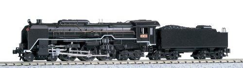 カトー KATO Nゲージ C62 東海道形  鉄道模型 蒸気機関車 / 2019-2