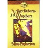 Miss Pinkerton by Mary Roberts Rinehart (1960-08-01)