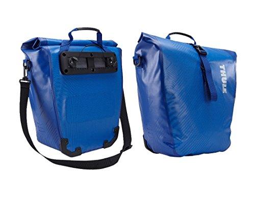 THULE (スーリー) パニア サイド バッグ Shield Pannier Saddlebag (1ペア) [並行輸入品]
