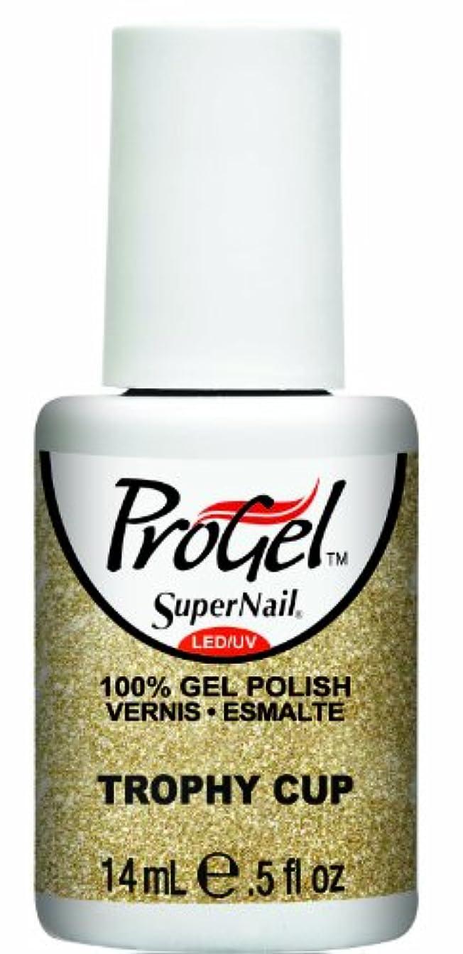 原点句愛するSuperNail ProGel Gel Polish - Trophy Cup - 0.5oz / 14ml