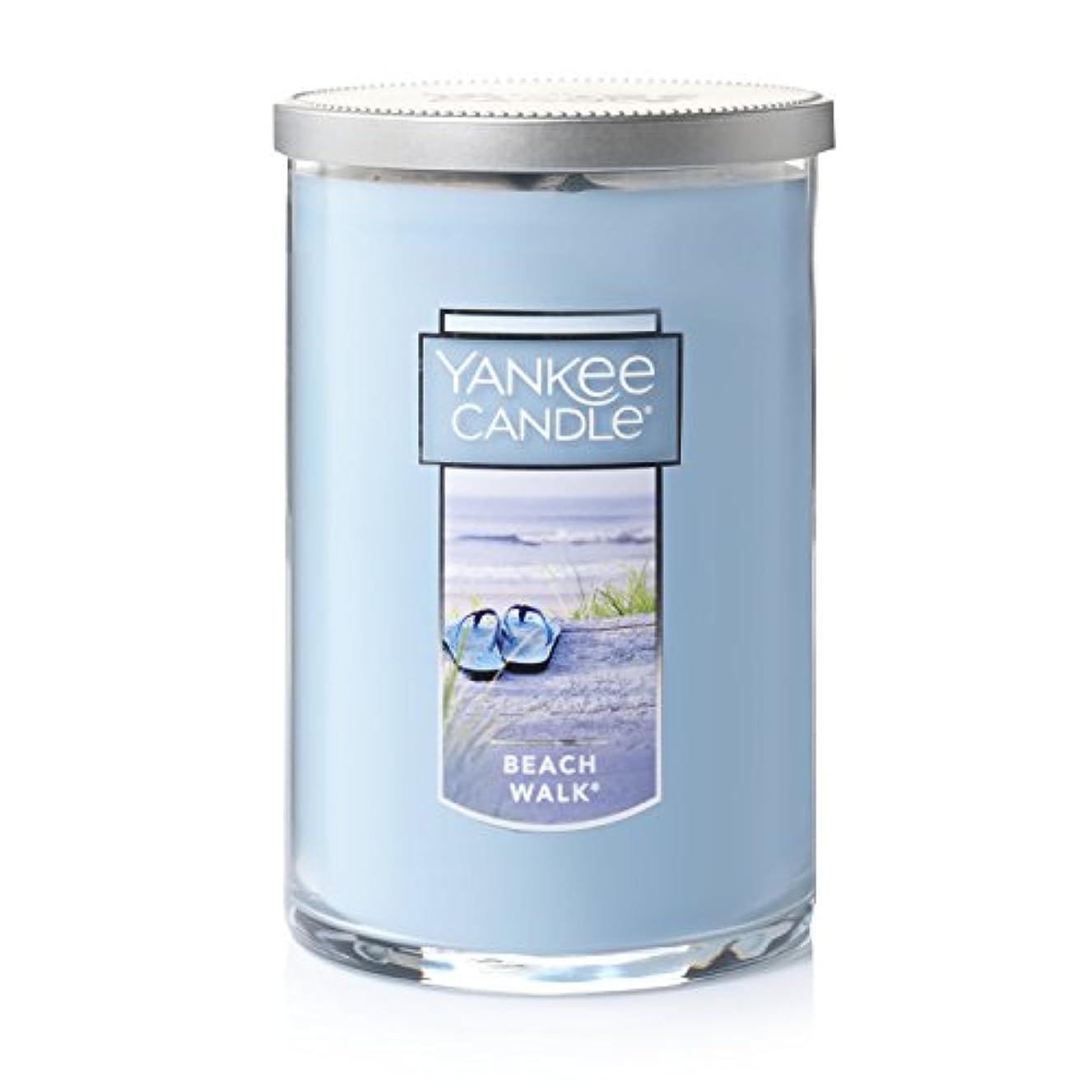 突っ込むいつか征服者Yankee Candle Beach Walk Large Jar 22oz Candle Large 2-Wick Tumbler Candle オレンジ 1129787