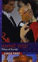 Prince Of Scandal (Romance Lp)