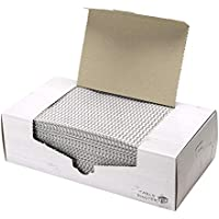 ストリックスデザイン カウンタークロス テーブルダスター 箱入り 50枚×24個セット グレー 約30×61cm 使い捨て 不織布 ふきん テーブルダスター SA-133