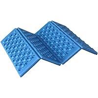 QIAONAI 携帯 アウトドアチェア 折り畳みシート 折りたたみ式マット シットマット キャンプマット 座布団 クッション 防水 断熱 コンパクト 公園 ハイキング サイクリング