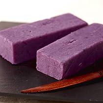 紫芋の芋ようかん(芋羊羹)国内産さつまいも使用 5本入り