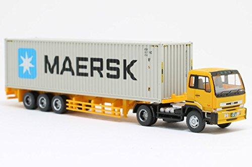 ザ・トレーラーコレクション第3弾 日産ディーゼルビッグサム+マースク 40フィートハイキュー