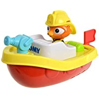 TOMY Remote Rescue Boat Toy by TOMY