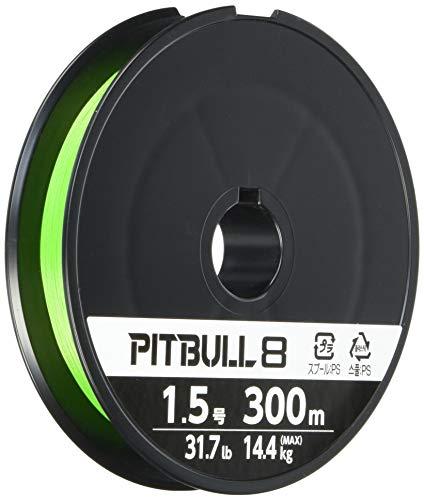 ピットブル 8 1.5号 300m PL-M78S