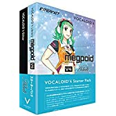 インターネット VOCALOID 4 Starter Pack Megpoid V4 Adult
