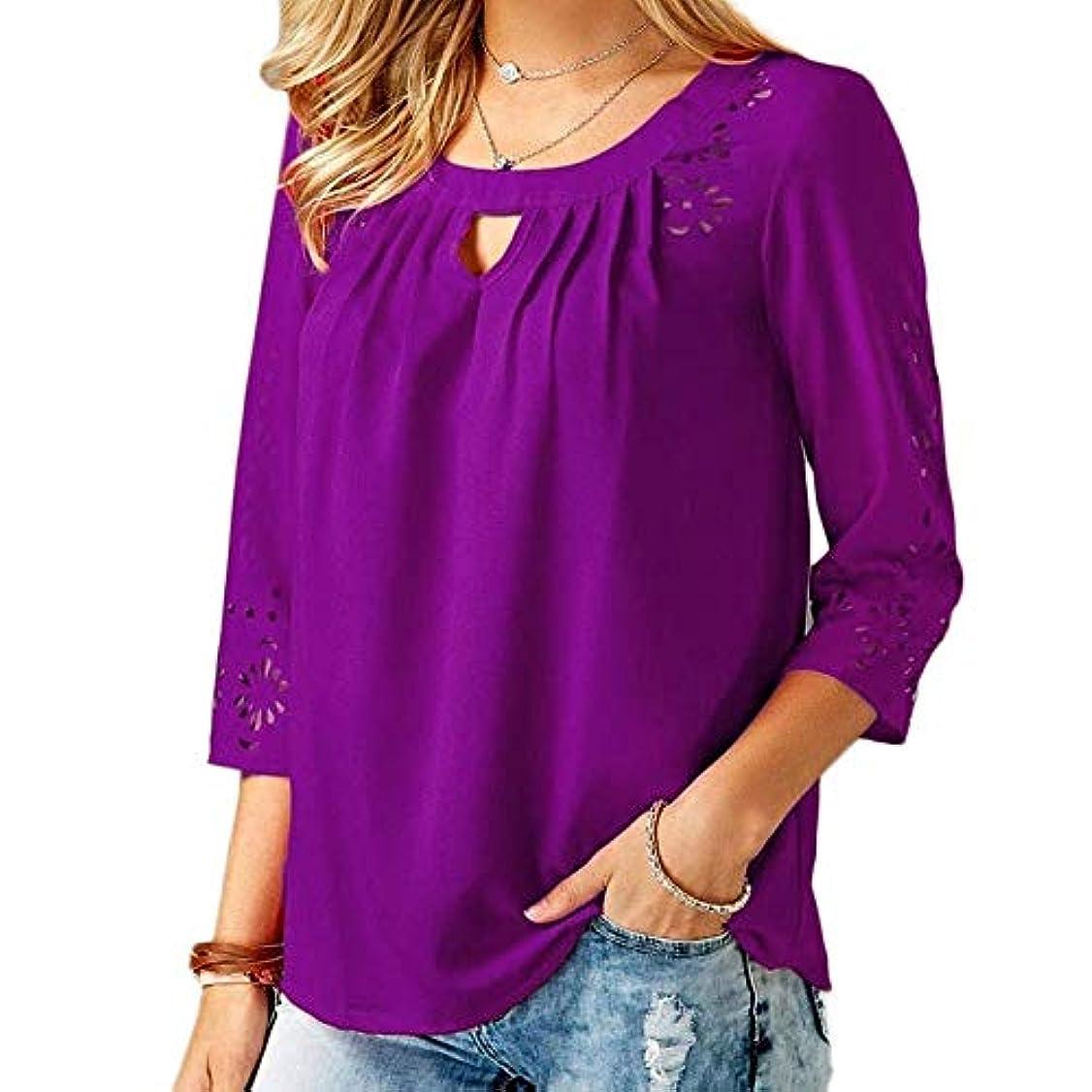 チャーターアクセント霧MIFAN ゆったりTシャツ、シフォンシャツ、カジュアルシャツ、女性トップ、プラスサイズトップ