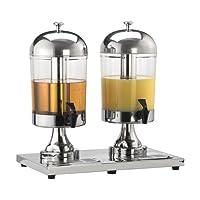 American Metalcraft ( juice2)–8½ qtダブルステンレススチールBeverage Dispenser