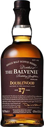 シングルモルト ウイスキー ザ・バルヴェニー 17年 ダブルウッド 700ml