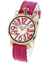 100% authentic 0716a ff33d Amazon.co.jp: ピンク - GAGA MILANO(ガガミラノ): 腕時計