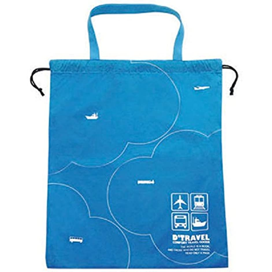肌寒いシーフード十分なD`TRAVELデオドラントスタッフバッグ 持ち手付L