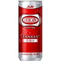 アサヒ飲料 ウィルキンソン タンサン 強炭酸水 250ml×20本