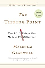 The Tipping Point: How Little Things Can Make a Big Difference ペーパーバック