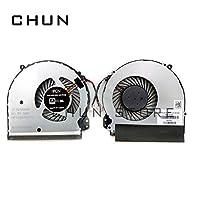 FCQLR 新 CPU 冷却 ファン 用 HP 17-AC 17-Y020WM 17-Y030CA 17-Y031NR 17-Y050CA 17-Y051CA Cpu 冷却 ファン