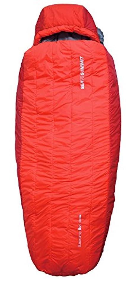 こどもの宮殿ブロンズふざけたSEA TO SUMMIT(シートゥサミット) 寝袋 Basecamp series ベースキャンプBt III [最低使用温度-4度] 1700543