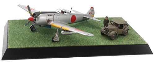 タミヤ 1/48 傑作機シリーズ No.116 日本陸軍 中島 四式戦闘機 疾風 & くろがね四起 情景セット プラモデル 61116の詳細を見る