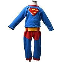 2808708b6206bf Amazon.co.jp: スーパーマン - キッズコスチューム / キッズコスチューム ...
