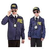 アメリカ FBI コスプレ衣装 仮装変装 コスチューム パーティー イベント ハロウィングッズ cosplay (ST)