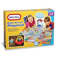 Little Tikes Mainstreet Playmat [並行輸入品]