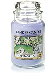 Yankee Candle Hydrangea Large Jar Candle、新鮮な香り