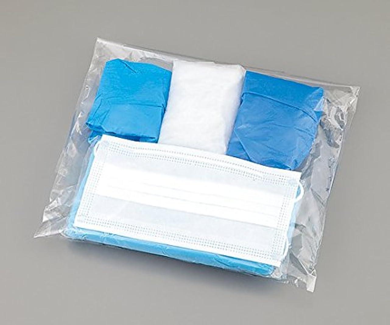 コントラスト汚染若者8-5222-01感染症対策用ガウンセットICM-01