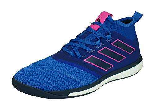 6783eccd2  アディダス  Ace Tango 17.1 TR Mens Multi Surface Soccer Trainers-Blue-29.5
