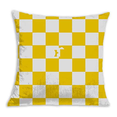一枚入り 大阪阪神タイガース クッション 抱き枕のカバー クッションカバー 当て ソファー 正方形