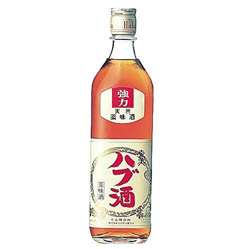 小正醸造 ハブ酒・強力印 29度 700ml